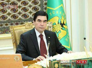 Turkmensistan 18 Kh