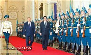 Turkmenistan Ghazaghestan 0 O