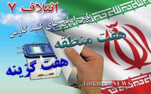 Etelaf Haft Gonbad Kavouss TN