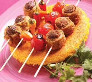 Kabab Badamjan