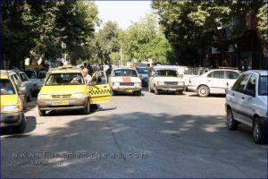 Taxi Shari Gonbad 12