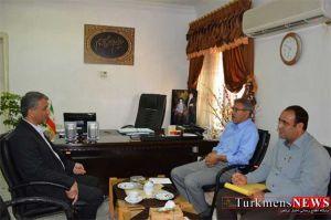 TurkmensNews Irna Farmandari