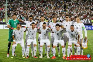 Footbal Iran TN