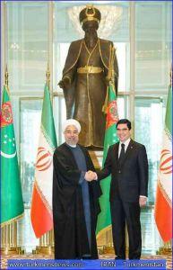 IRAN-Turkmenistan 1