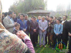 Daneshjoyan Tehran Turkmen 4