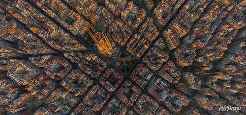 Sagarada Familia Barselona Spania 2 E