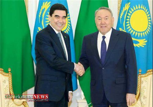 Turkmenistan Ghazaghestan 3 O