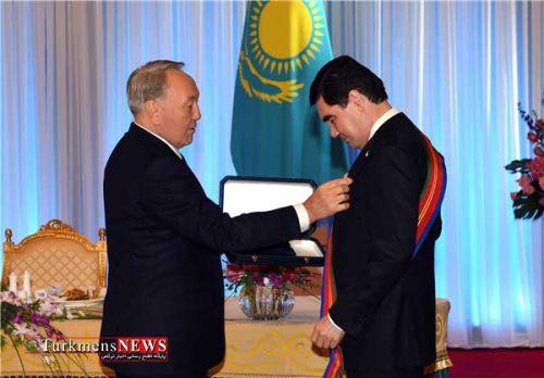 Turkmenistan Ghazaghestan 6 O