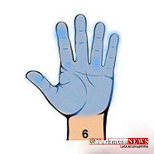 Hand 6 24 F