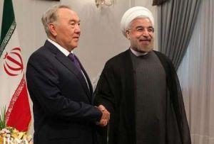 Iran Qazaqstan