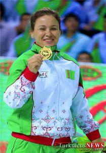 Turkmenistan Goresh 5