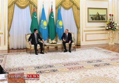 Turkmenistan Ghazaghestan 5 F